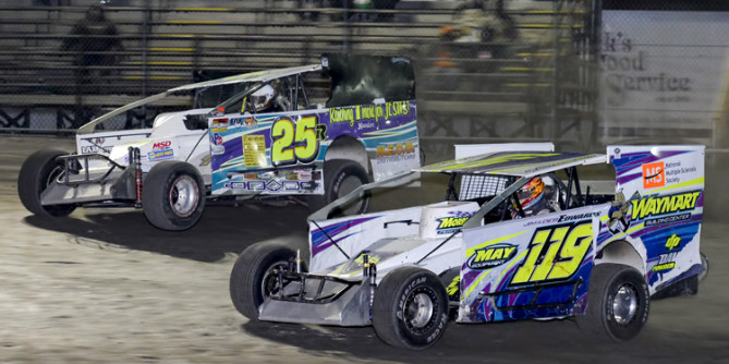 ERICK RUDOLPH CONTINUES OCTOBER HOT STREAK WITH DUTCH HOAG MEMORIAL VICTORY AT OUTLAW SPEEDWAY