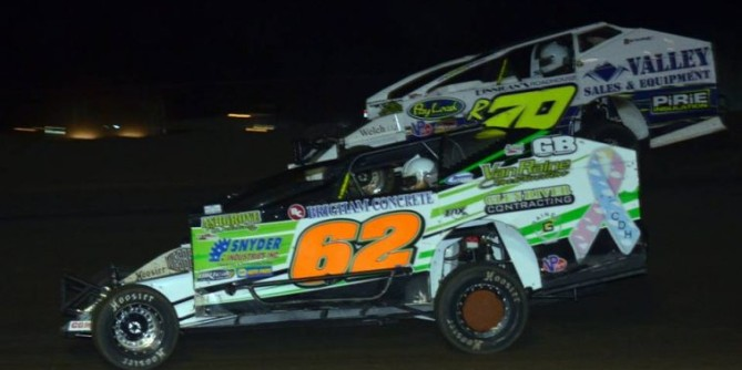 RUDOLPH ROMPS IN 358 FALL NATIONALS EVENT AT BROCKVILLE