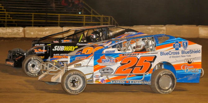 ERICK RUDOLPH OUT DUELS RYAN SUSICE TO SCORE MODIFIED WIN AT RANSOMVILLE
