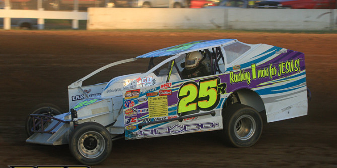 RUDOLPH DOMINATES MCKEAN COUNTY FOR SEVENTH STRAIGHT BRP MODIFIED TOUR WIN